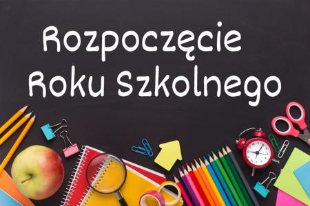 Inauguracja roku szkolnego 2021/22